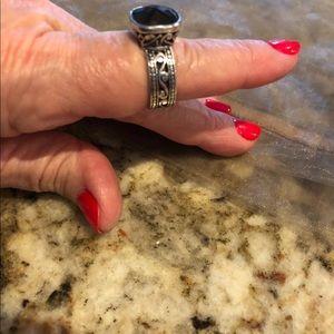 Brighton Jewelry - Brighten Purple Stone Ring